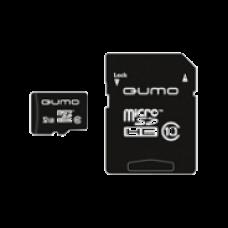 Карта памяти Secure Digital micro 32GB Qumo, класс 10