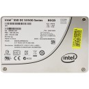 "Жесткий диск SSD 2.5"" SATA Intel 80GB Series Reseller Box SSDSC2BB080G401"
