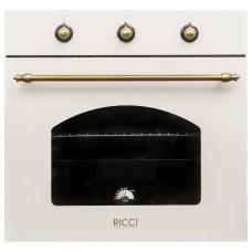 Духовка встраиваемая RICCI RGO-620BG бежевая