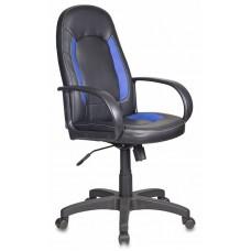 Кресло руководителя Бюрократ CH-826/B+BL