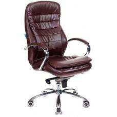 Кресло руководителя T-9950AXSN/Brown-PU