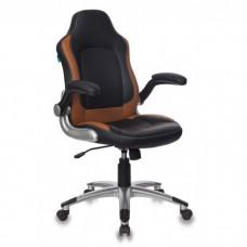 Кресло руководителя Бюрократ CH-825A/BLACK+BG