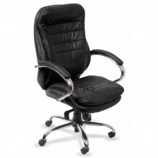 Кресло руководителя Бюрократ T-9950AXSN/BLACK-PU