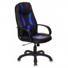 Кресло игровое Бюрократ VIKING-8/BL+BLUE