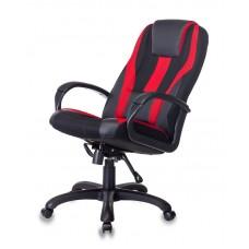 Кресло игровое Бюрократ VIKING-9/BL+RED