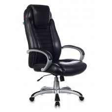 Кресло руководителя Бюрократ T-9923/BLACK-PU