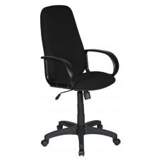 Кресло руководителя Бюрократ CH-808AXSN/#B черный