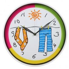 Часы настенные WallC-R18P/white