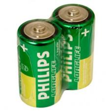 Батарейка Philips R14