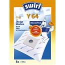 Мешки для пылесосов SWIRL Y61/Y64 MP