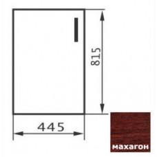 Дверь МАРС Д-004 махагон