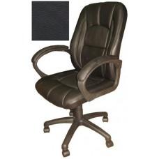 Кресло поворотное С111 PU черный