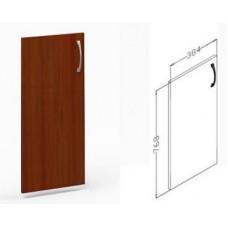 Дверь малая орех