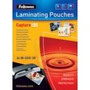 Плёнка для ламинирования Fellowes 65x95мм, 125мкм, 100шт.