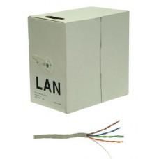 Кабель Ethernet UTP 4P 5e-cat. LAN 1м/305м