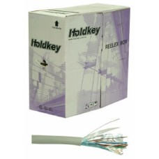 Кабель Ethernet FTP 4P 5-cat. Holdkey экран. 1м/305м